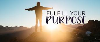 October 2019 - My Month for Discovering and Fulfilling Purpose